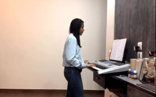 Music a Habit? No, it's My Life – Dalaisha Aggarwal