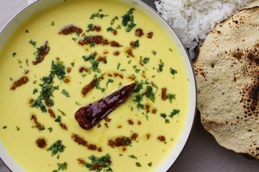 My Tryst with Rajasthani Kadhi – Atipriya Dev Sinha