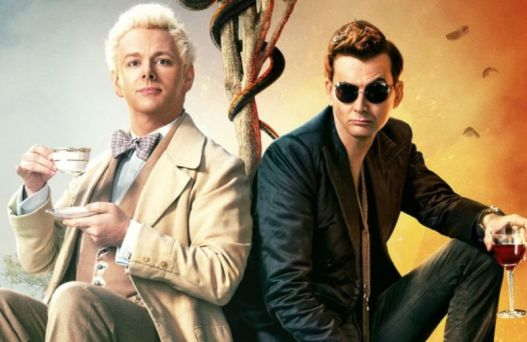 Why I'm Convinced That TV Adaptations of Books are Better than Movie Ones (With Special Emphasis on Good Omens) – Rimjhim Sayana
