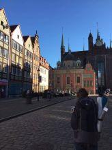 Photographing Gdansk, September 2016