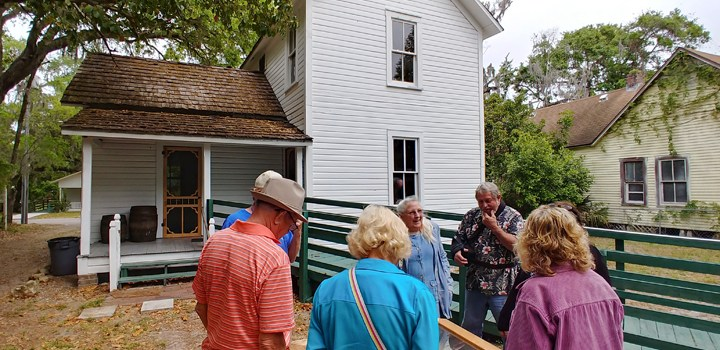 EVENT: 3/4/2019 Historic Manatee Settlement Walking Tour