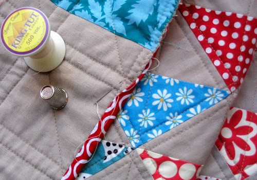 Quilters and Crafters: First Fridays at 10AM