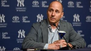 Brian Cashman, GM New York Yankees Photo Credit: MLB.com