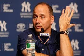 Brian Cashman, Yankees GM Photo Credit: Baseball News Blog