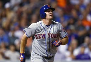 Jay Bruce, New York Mets