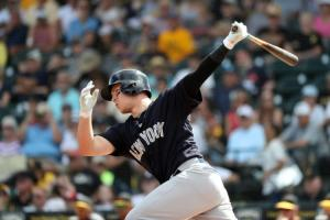 Brandon Drury, New York Yankees