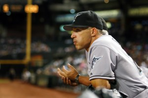 Joe Girardi, YES Studio Analyst (Photo Credit: SNY TV)