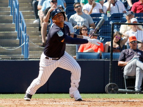 Gleyber Torres, New York Yankees (Photo by Justin K. Aller/Getty Images)