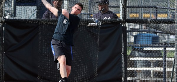 Greg Bird, New York Yankees