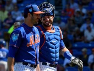 Matt Harvey, New York Mets (2018)
