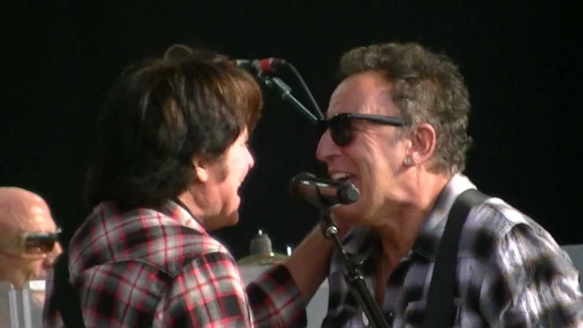 """John Fogerty and Bruce Springsteen - """"Centerfield"""""""