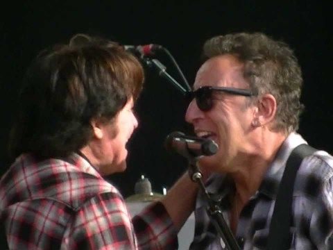 "John Fogerty and Bruce Springsteen - ""Centerfield"""