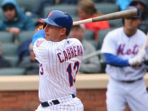 Asdrubal Cabrera, New York Mets