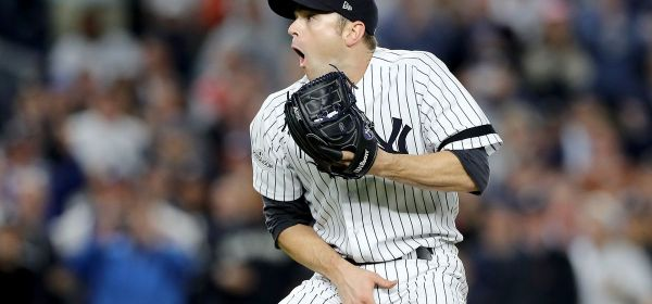 David Robertson, New York Yankees