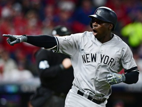Didi Gregorius, New York Yankees