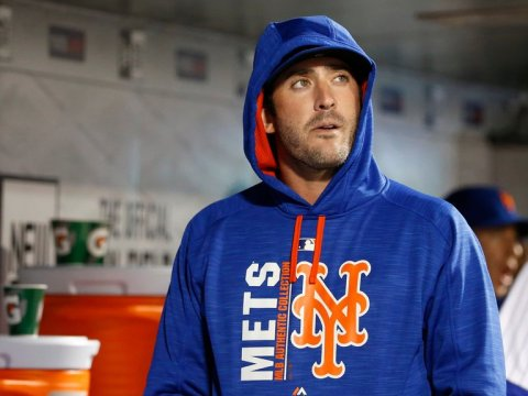 Matt Harvey, New York Mets