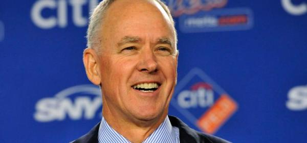 Sandy Alderson, GM New York Mets