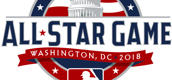 MLB All Star Game Logo 2018