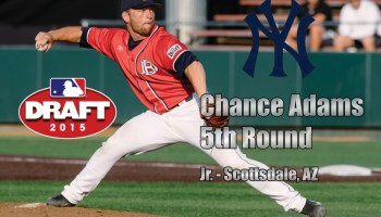 Chance Adams, Perennial Yankees Prospect