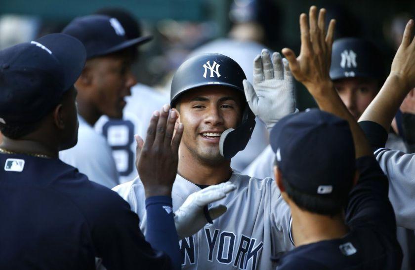 Gleyber Torres, New York Yankees