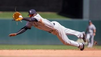 Didi Gregorius, Shortstop New York Yankees