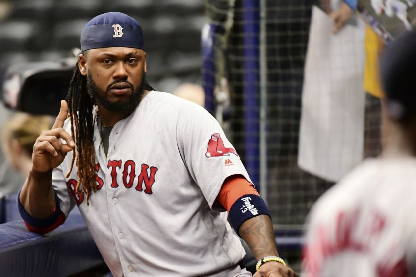 Hanley Ramirez, Boston DFA