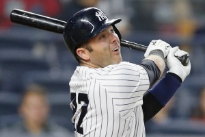 Austin Romine, Yankees superb back-up catcher