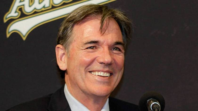 Billy Beane, A's GM Photo Credit: Sporting News