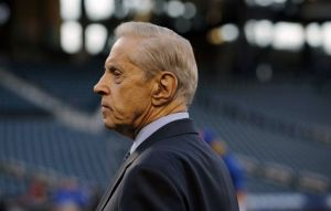 Mets GM candidate, Dave Littlefield Photo Credit: Yahoo Sports