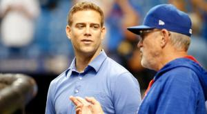 Theo Epstein voluntarily resign as the Cubs GM