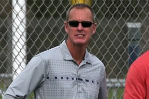 Allard Baird, NY Mets Assistant GM Photo Credit: Boston Globe via Getty Images