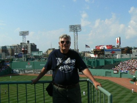 On The Roof At Fenway