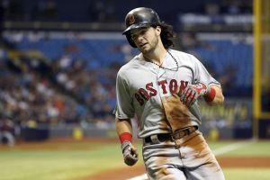 Andrew Benintendi, Boston Red Sox Photo Credit: Minor League Ball Kim Klement-USA TODAY Sports