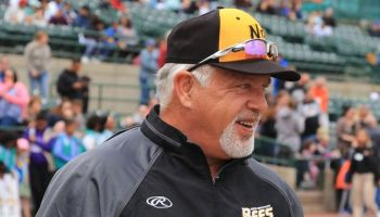 Wally Backman, Manager, Long Island Ducks Photo Credit: Daniel De Mato