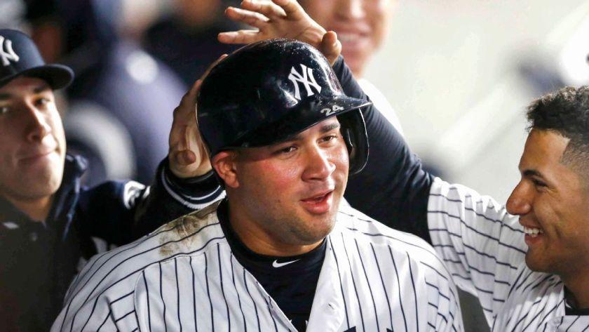 Gary Sanchez, Catcher, New York Yankees