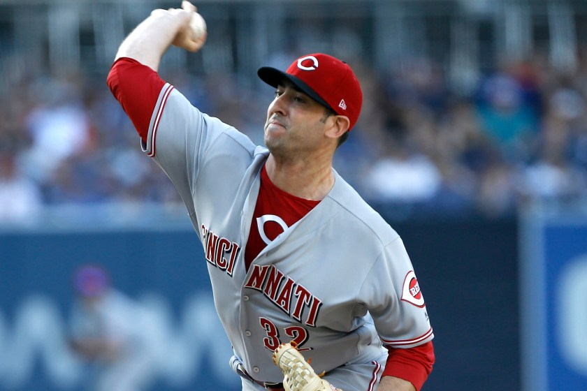 Matt Harver, Free agent starting pitcher 2019 Photo Credit: New York Post
