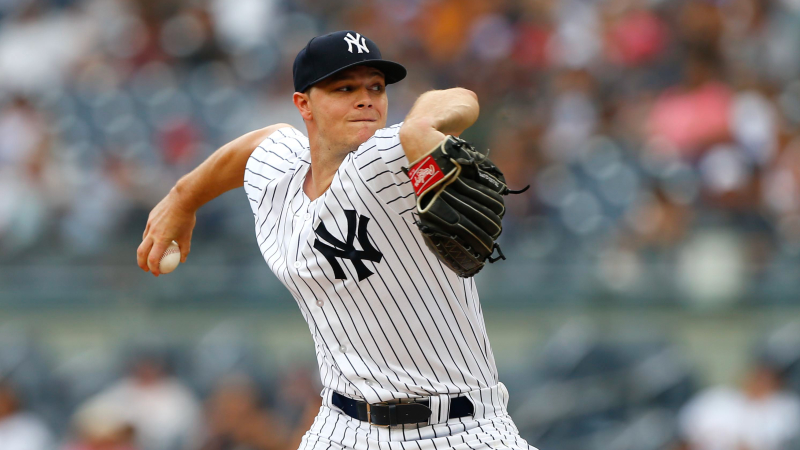 Sonny Gray, New York Yankees Photo: Julie Jacobson (AP)