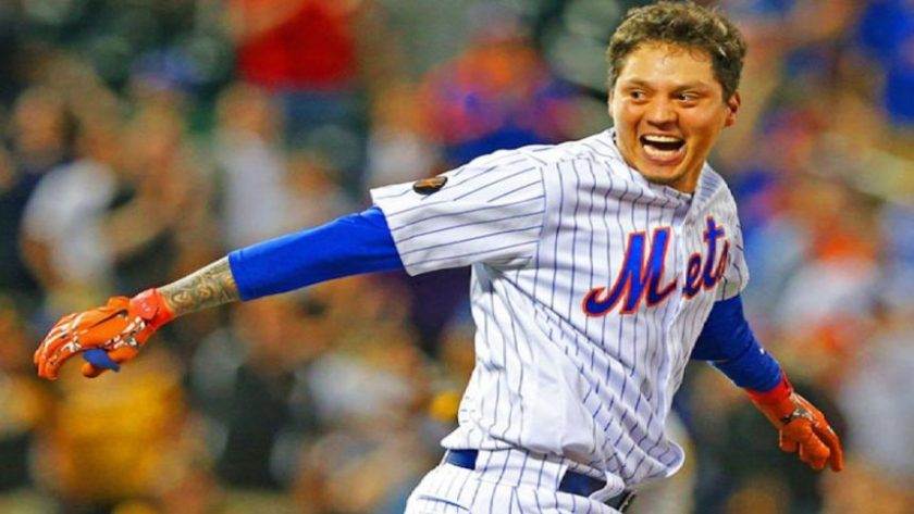 Wilmer Flores - Non-tendered by the New York Mets Photo Credit: SNY
