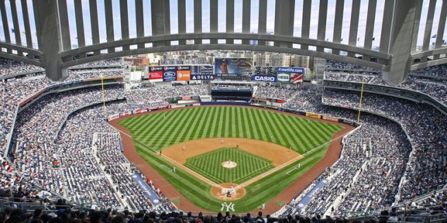 Yankees Stadium - Home of the Yankees Photo Credit: Wheretraveler