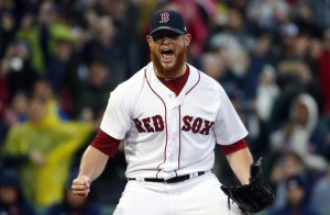 Craig Kimbrel - Mariano Rivera Wannabe Photo Credit: MassLive.com