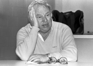 Frank Cashen, former Mets GM (Photo Credit: New York Daily News)