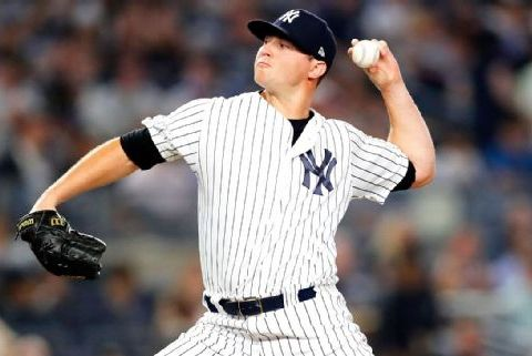 Zach Britton, New York Yankees (Paul Bereswill/Getty Images)