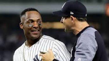 Miguel Andujar, Yankees Hitting Machine (Photo: Sporting News)