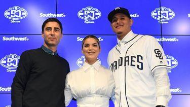 Manny Machado, San Diego Padres (Photo: Getty Images)
