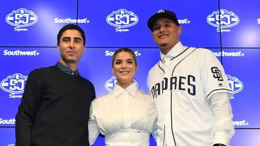 Manny Machado, San Diego Padres (Photo: Getty Images)