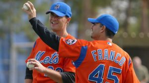 Al Leiter and John Franco - Mets Legacy (Photo: Newsday)