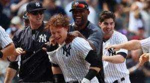 Clint Frazier, New York Yankees Outfielder (Photo: SI.com)