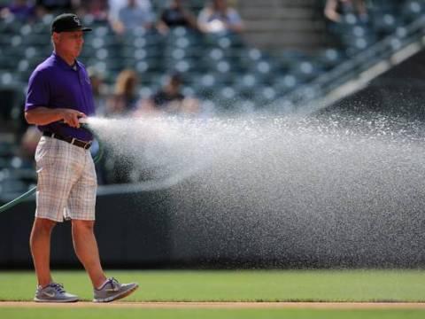 Baseball Pregame Rituals