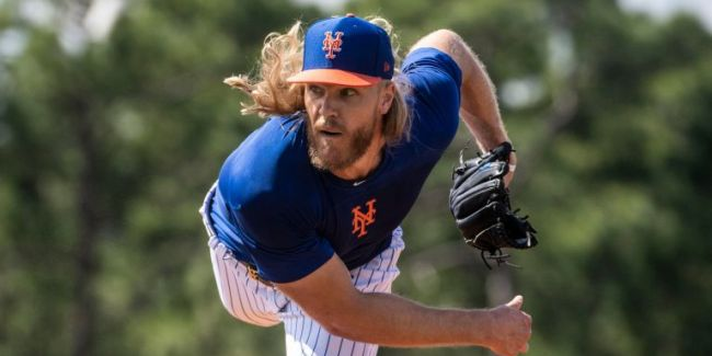Noah Syndergaard, New York Mets (Photo: newsday.com)