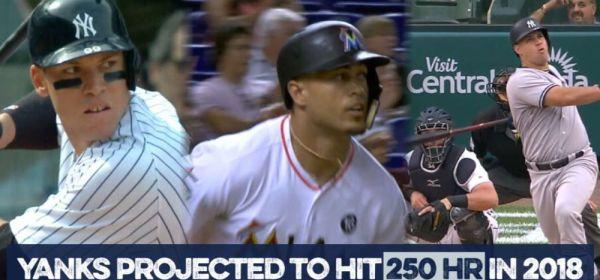 Yankees Beat That In 2018 (Photo: MLB.com)